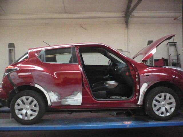 Nissan Juke Carroserie