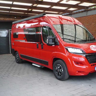 Sunlight Camper Van Edition
